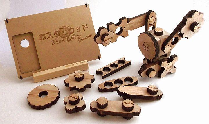 木プロテックの木製ブロッグ「カスタムウッド」03