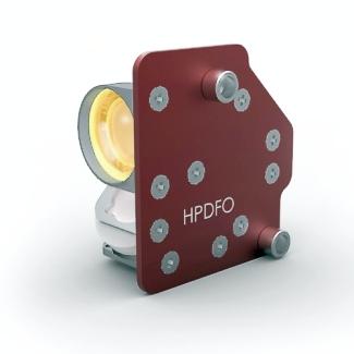 ハイパワー高密度集積レンズ