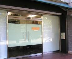 ヨコハマシステムズ大阪支店の外観
