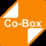CO-BOX様のロゴ