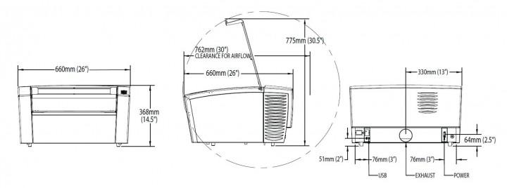 vls2.30の寸法図