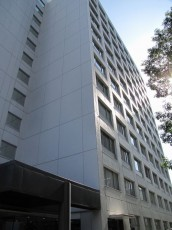 ヨコハマシステムズ東京支店の外観