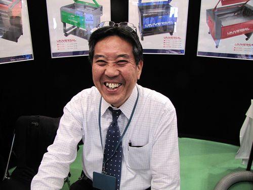ヨコハマシステムズ大阪支店の営業です
