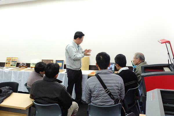 ヨコハマシステムズ大阪展示会場の様子その4