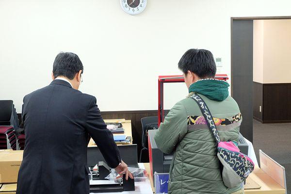 ヨコハマシステムズ大阪展示会場の様子その3-2