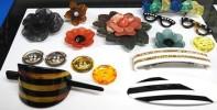 内田工芸所様の加工作品の数々