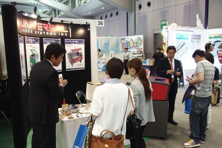 1.大阪SIGN-EXPO2015-出展ブースその1