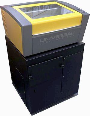 vls2.30と集塵脱臭装置NI-HE50