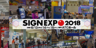 SIGN EXPO2018大阪